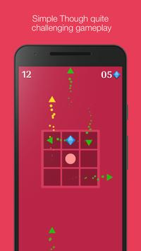 Shapes Swipe Game : Quaint Swiping Games poster
