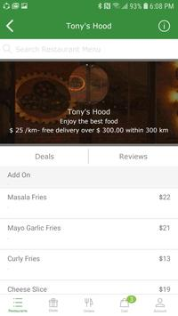 Food Zone screenshot 2