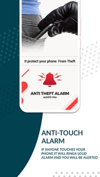 Anti theft Alarm - Don't Touch My Phone 2020 screenshot 1