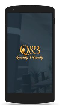 Q&B poster