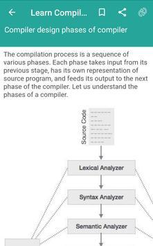 Basic Compiler Design screenshot 2