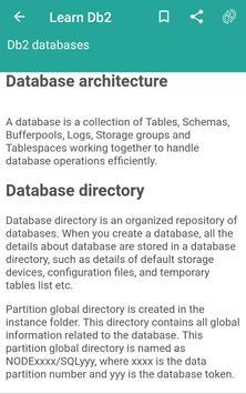 Basic DB2 screenshot 1