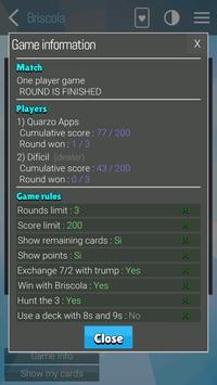 Briscola 2020 screenshot 7