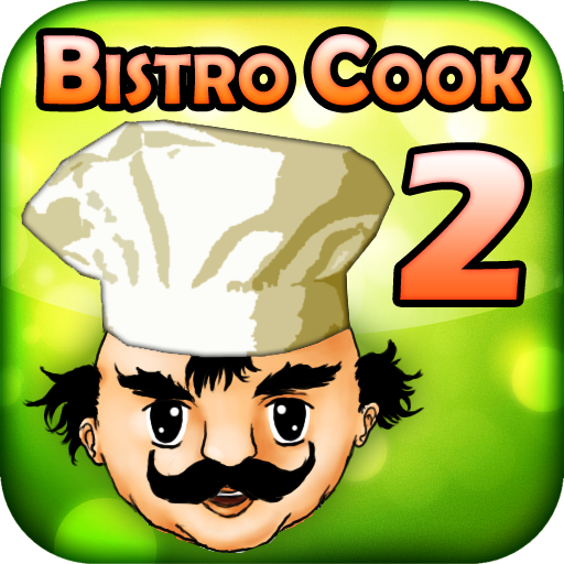 Download Bistro Cook 2                                     The best bistro cook in town is back! Cook some fun!                                     korolevadeveloper                                                                              8.4                                         1K+ Reviews                                                                                                                                           3 For Android 2021