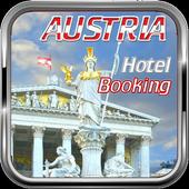 Austria Hotel Booking icon
