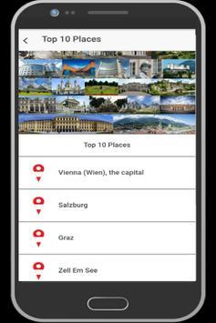 Austria Hotel Booking screenshot 2