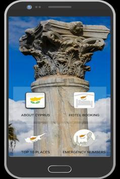 Cyprus Hotel Booking screenshot 1