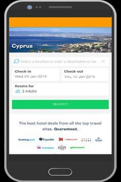 Cyprus Hotel Booking screenshot 4