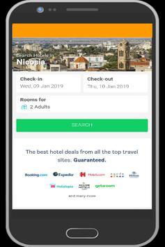 Cyprus Hotel Booking screenshot 5