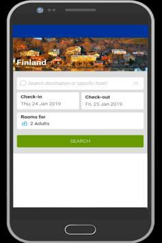 Finland Hotel Booking screenshot 4
