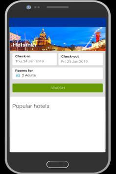 Finland Hotel Booking screenshot 5