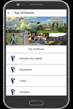 Finland Hotel Booking screenshot 2