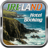 Ireland Hotel Booking icon