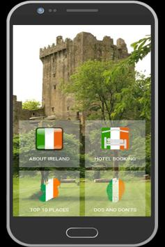 Ireland Hotel Booking screenshot 1