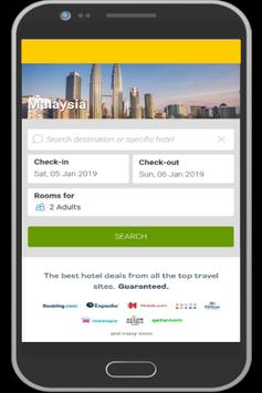 Malaysia Hotel Booking screenshot 4