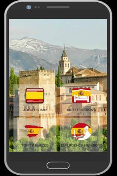 Spain Hotel Booking screenshot 1