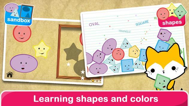 Jeux préscolaires pour enfants capture d'écran 7
