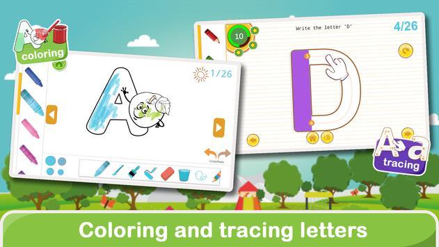 Jeux préscolaires pour enfants capture d'écran 1
