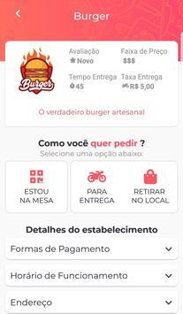 QueroPedir - Delivery e Pedidos no Local screenshot 1
