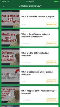My Medicare Question screenshot 1