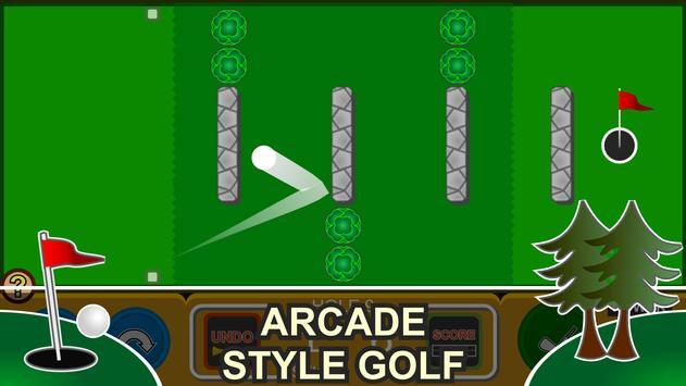 Mini Arcade Golf: Pocket Tours screenshot 19