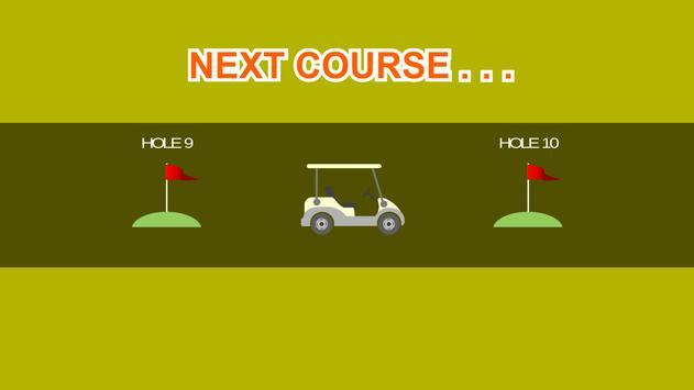 Mini Arcade Golf: Pocket Tours screenshot 5