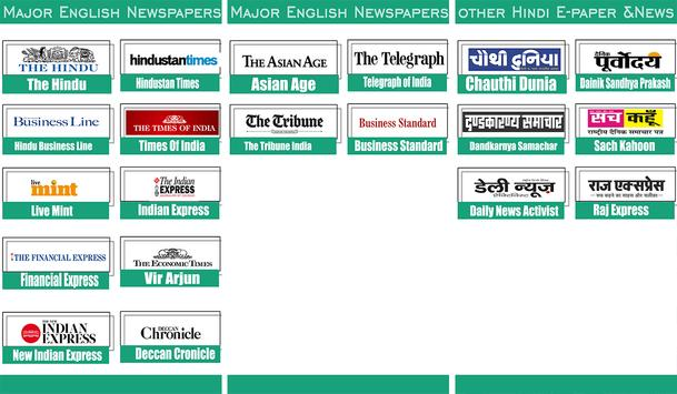 UP News Today:Navbharat Times,Aaj Tak &AllRating screenshot 4