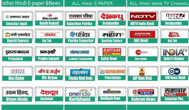 UP News Today:Navbharat Times,Aaj Tak &AllRating poster