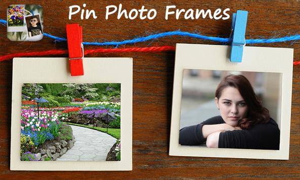 Pin Photo Frames screenshot 1