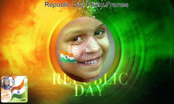 Republic Day HD Photo Frames - indian Republic day screenshot 4