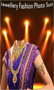 Jewellery Fashion Photo Suit screenshot 3