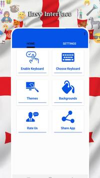Georgian Keyboard: Voice to Typing poster