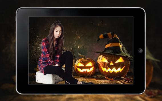 Halloween Photo editor screenshot 2