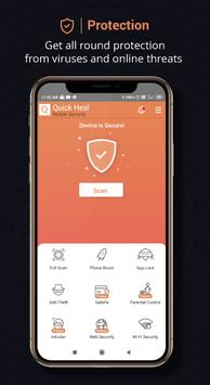 Antivirus and Mobile Security screenshot 2