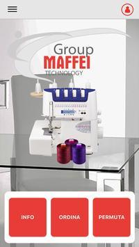 Maffei Macchine per Cucire poster