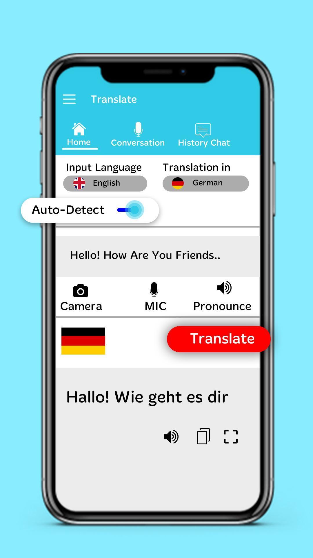 All Language Translator Free poster
