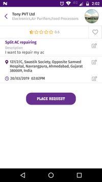 QuickServ screenshot 4