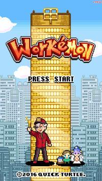 WorkeMon plakat