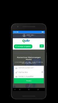 Quikr screenshot 1