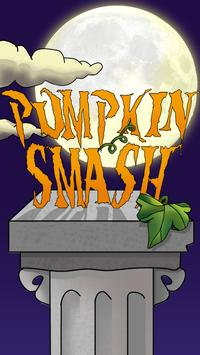 Pumpkin Smash poster