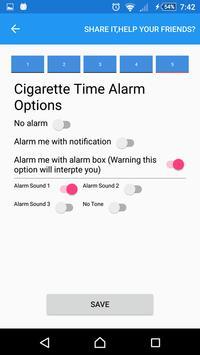 Quit Smoking Slowly screenshot 4