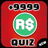 Free Robux Quiz -2K19 icon