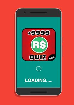 Free Robux Quiz -2K19 poster