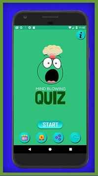 Mind Blowing Quiz poster