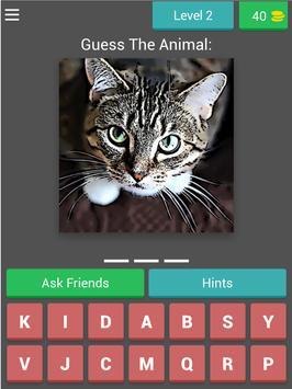 Animal Quiz Guessing Game screenshot 9