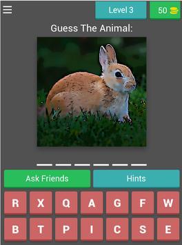 Animal Quiz Guessing Game screenshot 17