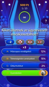Milliomos screenshot 5