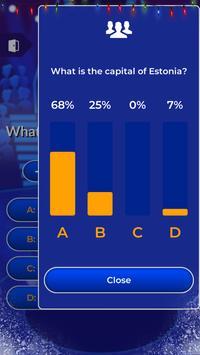 Millionaire 2019 - General Knowledge Quiz Online screenshot 16