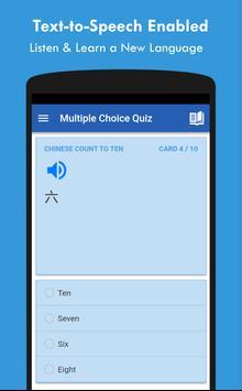 QuizCards: Flashcard Maker for Study and Quiz تصوير الشاشة 3