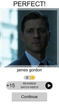 Quiz Gotham screenshot 1